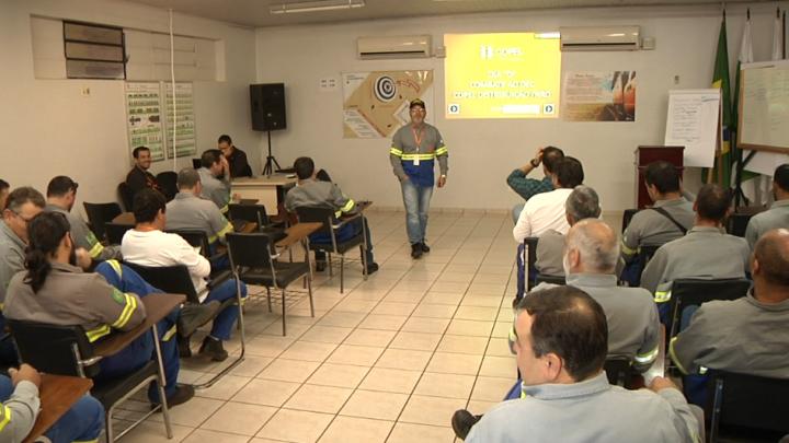 COPEL REALIZOU NESTE SÁBADO MUTIRÃO DE COMBATE A FALTA DE ENERGIA ELÉTRICA