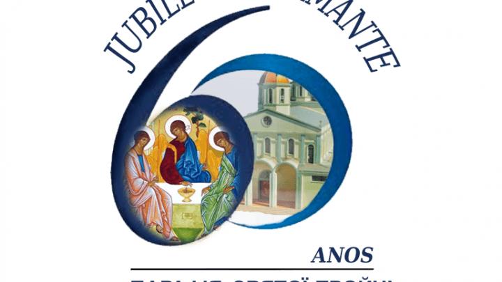 JUBILEU DE DIAMANTE COM ALMOÇO TÍPICO SERÁ CELEBRADO NESTE DOMINGO NA IGREJA UCRANIANA