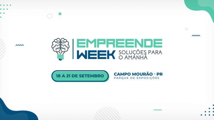 CAMPO MOURÃO LANÇA O 3° EMPREEND WEEK