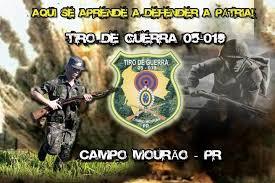 TIRO DE GUERRA FAZ SELEÇÃO GERAL DE JOVENS PARA O SERVIÇO MILITAR