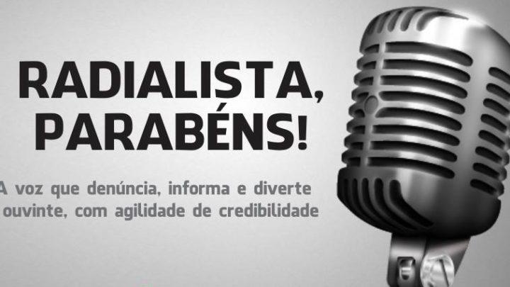Dia do radialista: Félix Souza fala da trajetória e importância da profissão