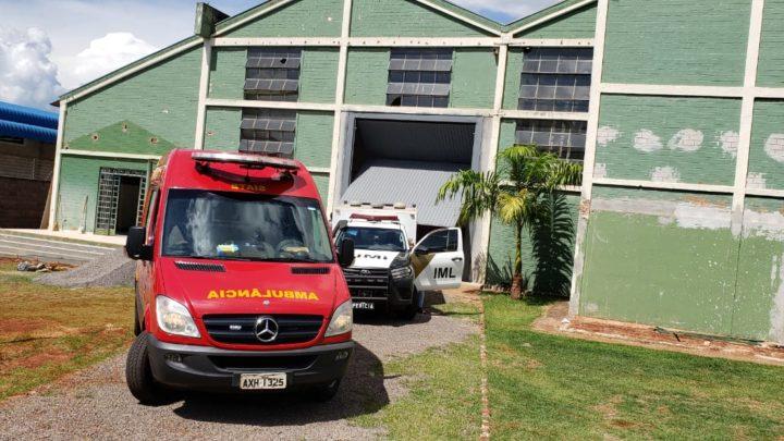 Trabalhador Morre após cair de barracão de 10 metros de altura