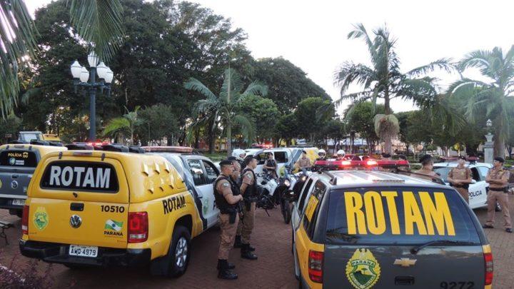 11° Batalhão da Polícia Militar lançou operação Natal