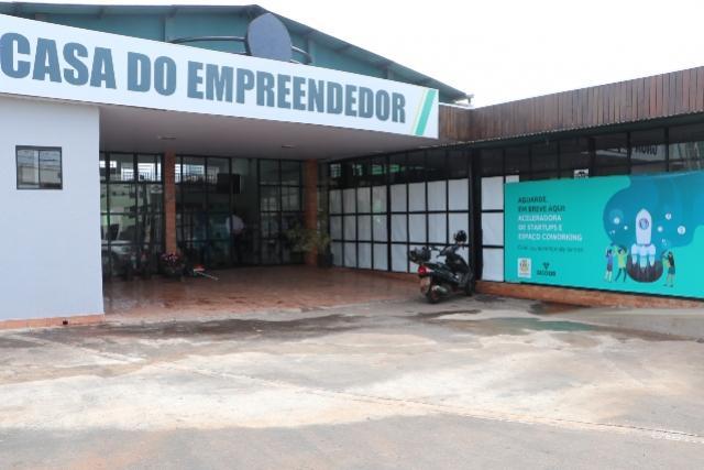 Casa do empreendedor registra aumento na abertura de empresas MEIs em Campo Mourão