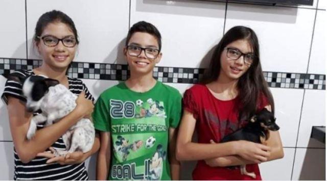 Polícia Civil investiga morte de dois irmãos trigêmeos no Rio Paraná. Uma ainda está desaparecida