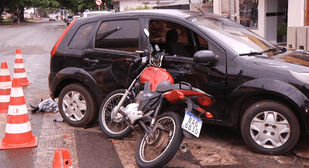 Motocicletas e trânsito: Órgãos de segurança pedem atenção redobrada de condutores