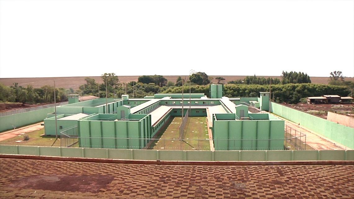 TCE aponta falhas na construção do presídio de Campo Mourão
