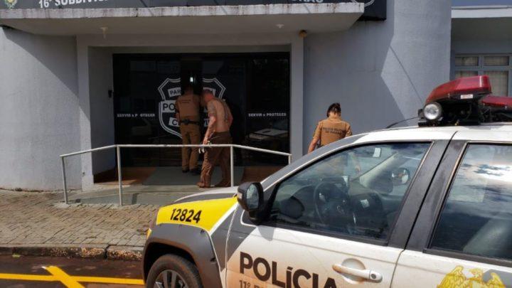 Motorista passa por momentos de terror após ter carreta tomada de assalto em Campo Mourão