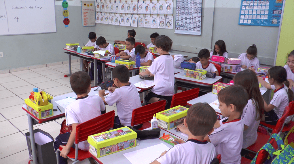 Possível volta as aulas presenciais na rede municipal de ensino de C.Mourão deixam pais preocupados