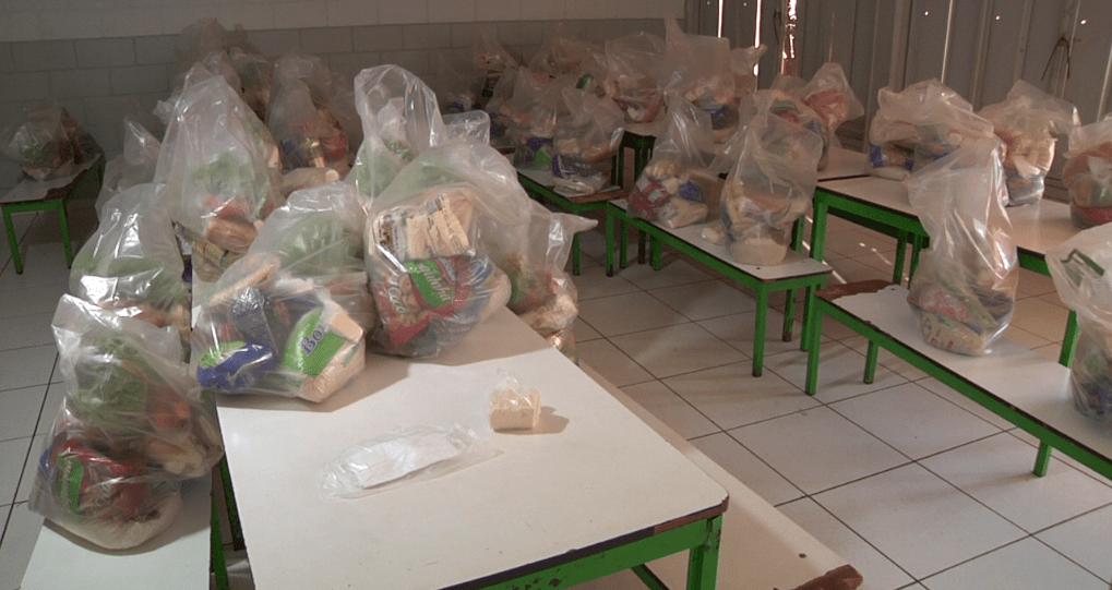 Secretaria de educação de Campo Mourão inicia distribuição de máscaras a população