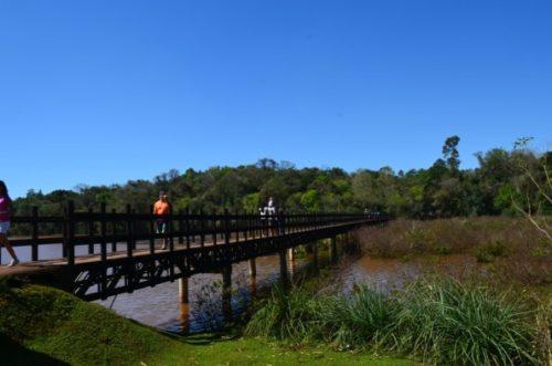 Parque do lago de C.Mourão será revitalizado e o valor para recuperação chegará a 7 milhões de reais