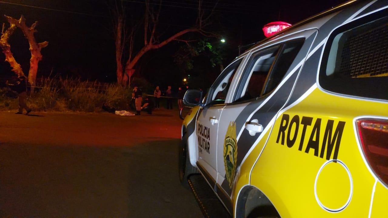 Bandidos roubam carga próximo à Campo Mourão