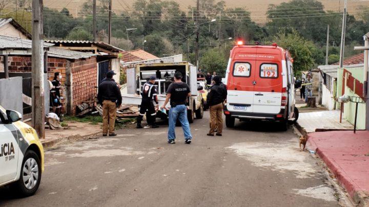 Em Campo Mourão: Rapaz é morto a tiros no sábado após sair da cadeia na sexta-feira