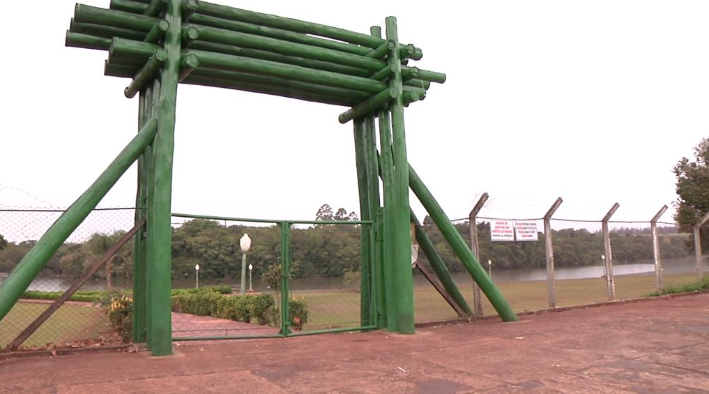 Secretário de meio ambiente de Campo Mourão diz que parques municipais permanecem fechados