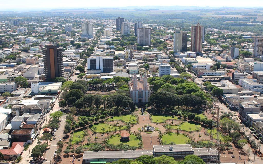 Campo Mourão comemora 74 anos