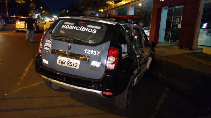 Polícia Civil investiga homicídio no lava-jato e acredita que tenha relação com tráfico