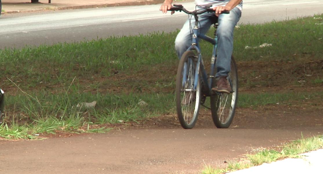Encontro na Praça São José em Campo Mourão irá orientar ciclistas sobre cuidados no trânsito