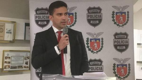 Delegado de Jandaia do Sul Gustavo Alves Pinho comenta sobre morte da travesti Bia