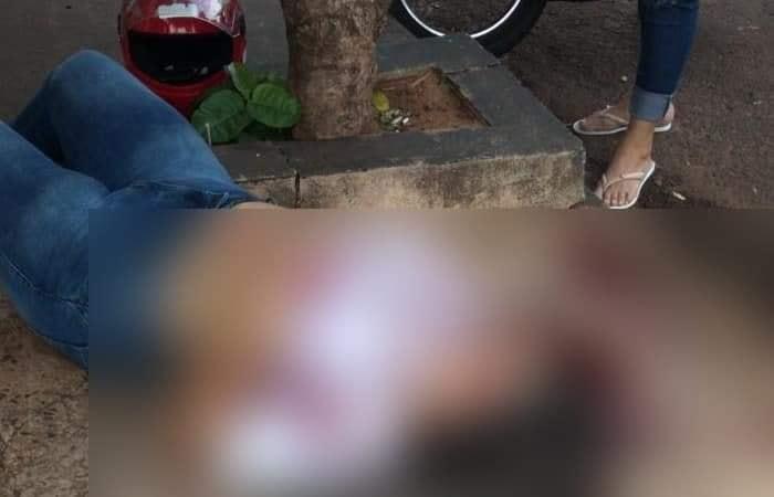 """Travesti """"Bia"""" que morou em Campo Mourão é assassinada em São Pedro do Ivaí"""