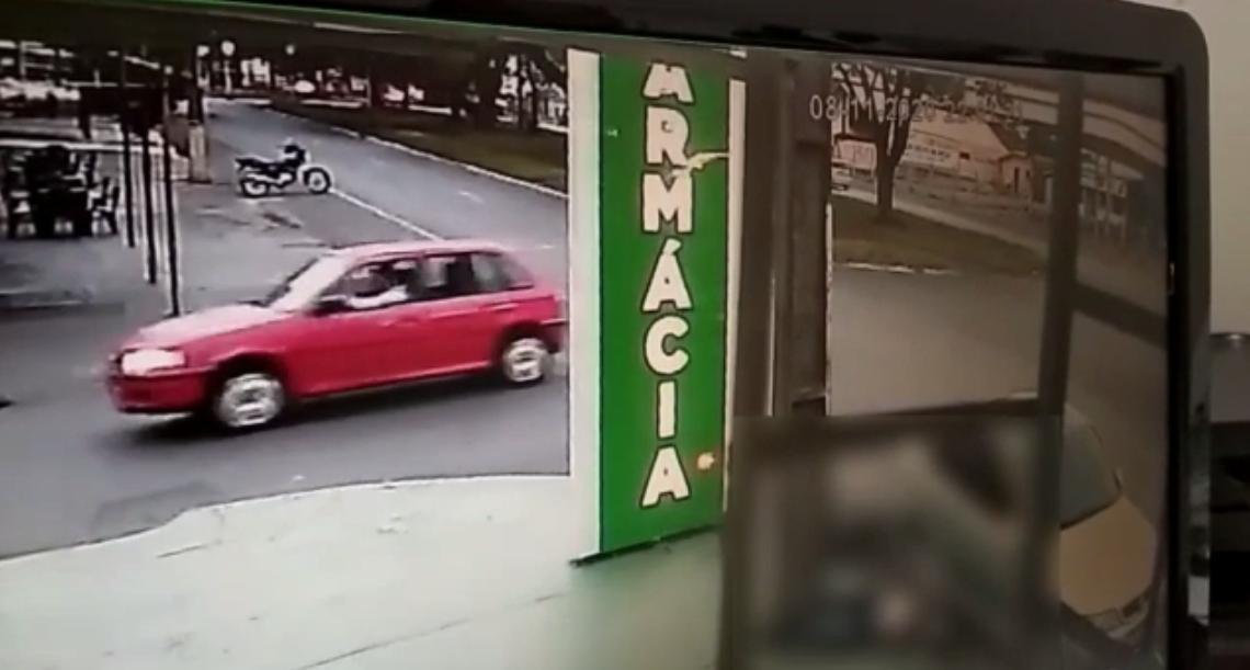 Polícia Civil localiza carro e motorista que atropelou motociclista na John Kennedy em Campo Mourão