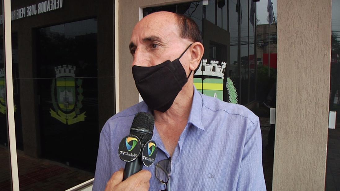 Olivino Custódio atual vereador e presidente da Câmara de Campo Mourão não consegue a reeleição