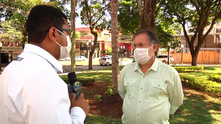 Prefeito reeleito de Campo Mourão Tauillo Tezelli fala sobre projetos para 2021