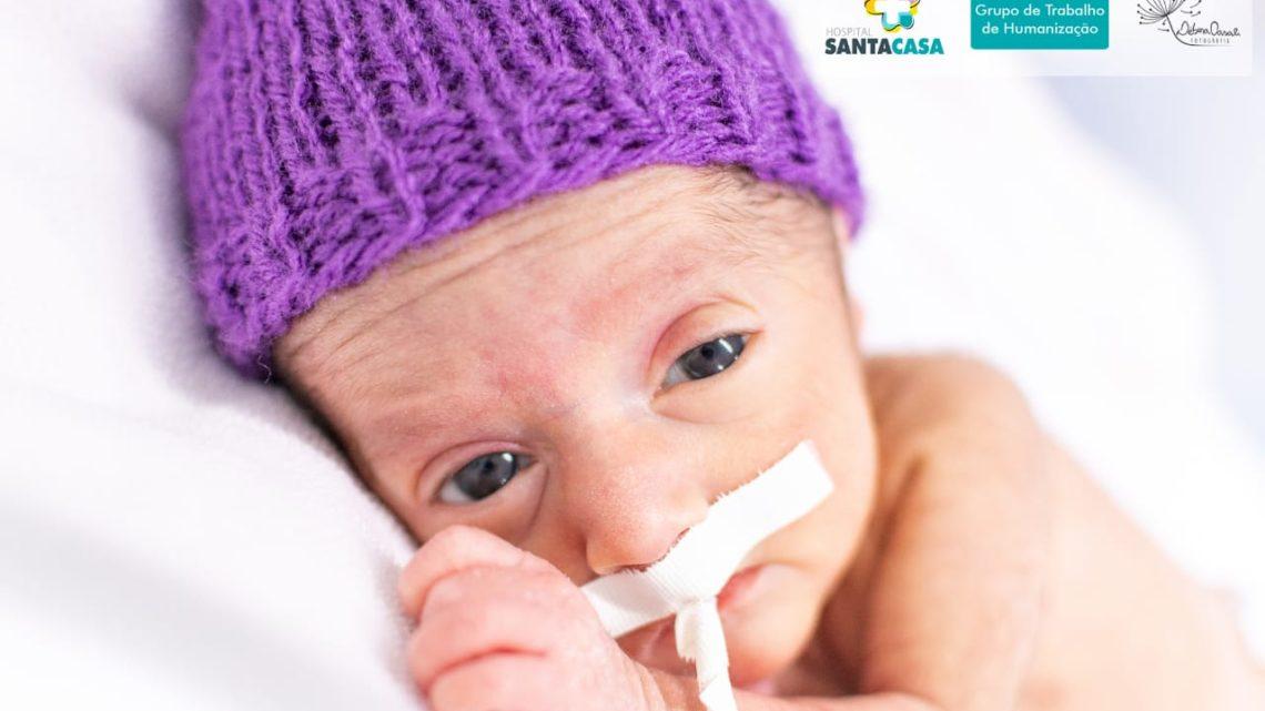 Dia mundial da prematuridade: Alerta sobre o problema que afeta 340 mil bebês por ano no Brasil