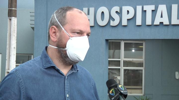 """""""Se não houver prevenção, em janeiro podemos estar vivendo um caos"""" alerta médico da Santa Casa"""