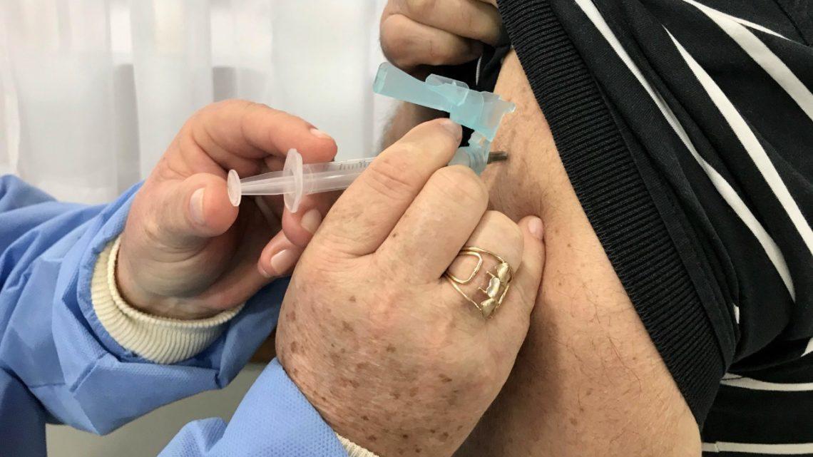 113 mil pessoas já foram vacinadas no Paraná, de acordo com Balanço da Saúde