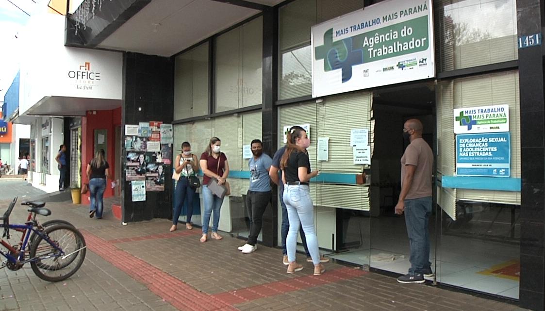 Agência do Trabalhador abre semana com 26 vagas de emprego