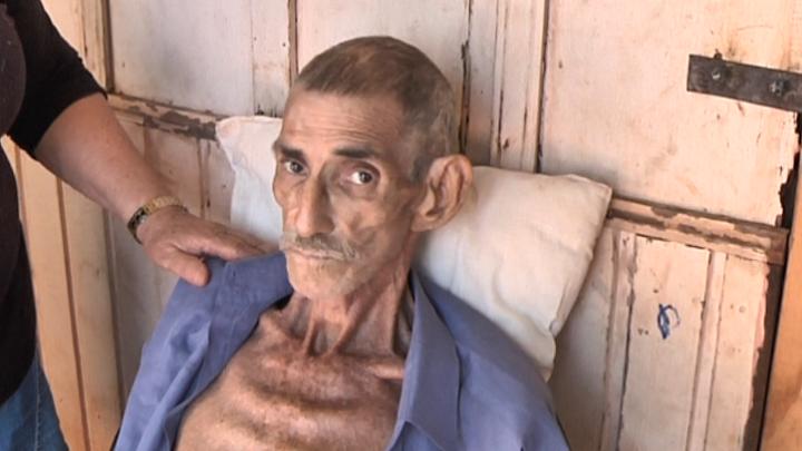 Idoso de 70 anos apela por ajuda