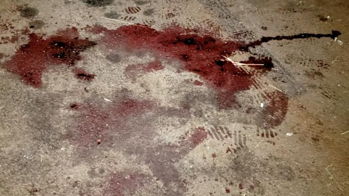 """Homem é morto a facadas no """"gramadão"""""""
