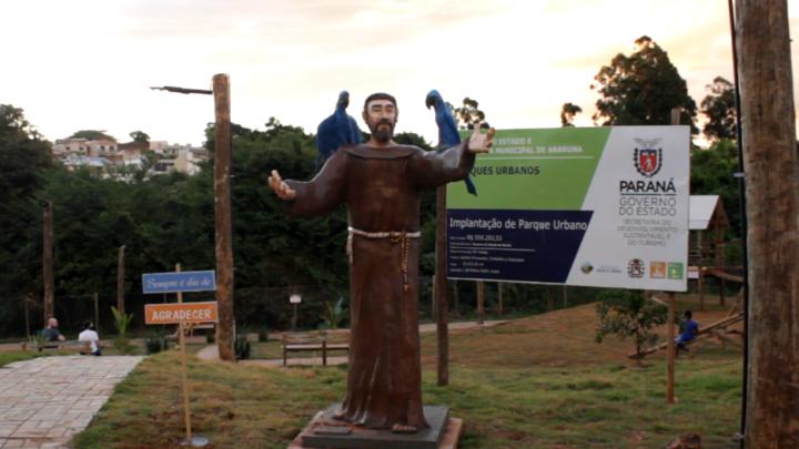 Prefeito de Araruna pede colaboração da população para cuidar de parque