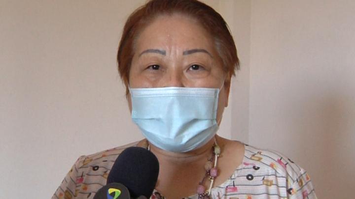 Núcleo regional de educação responde alunos do curso técnico de enfermagem