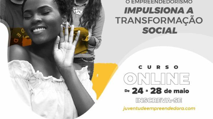 Jovens empreendedores podem se inscrever para curso online