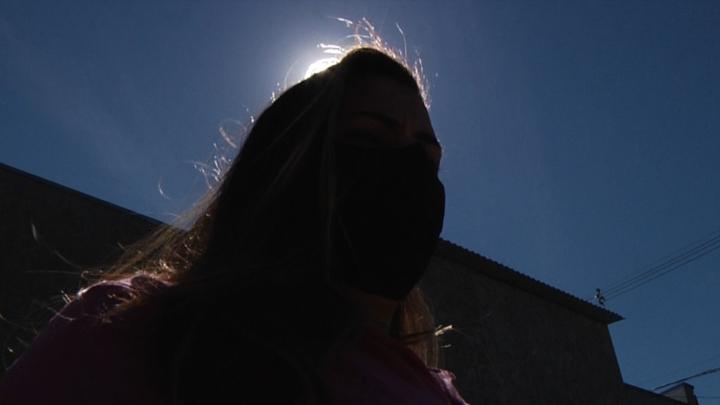 Exclusivo: Mulher que consegue escapar de homem armado conta detalhes