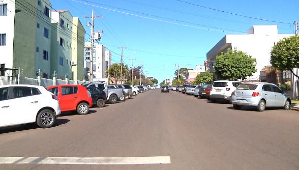 Estacionamento rotativo: Motoristas começam a estacionar em outras ruas e avenidas