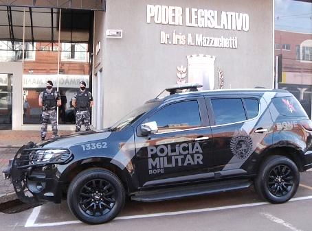 GAECO cumpre mandato de prisão contra vereador de Campo Mourão