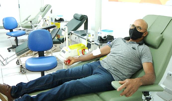 Estoque de sangue chegou a atingir nível crítico no hemonúcleo