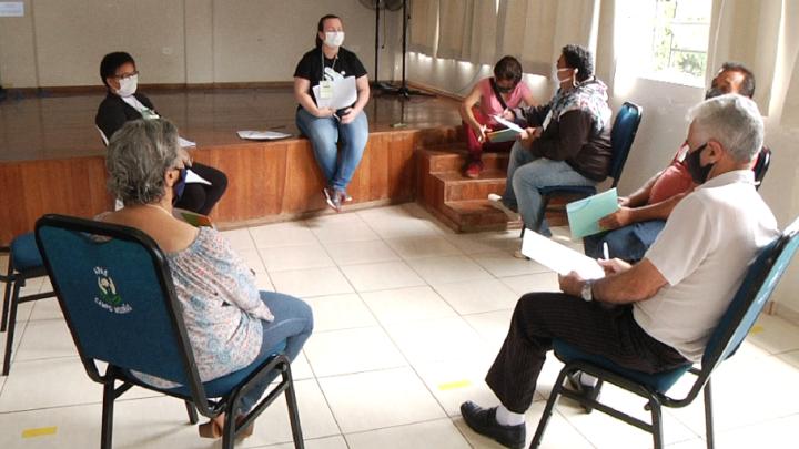 Conferência municipal dos direitos das pessoas com deficiência na APAE