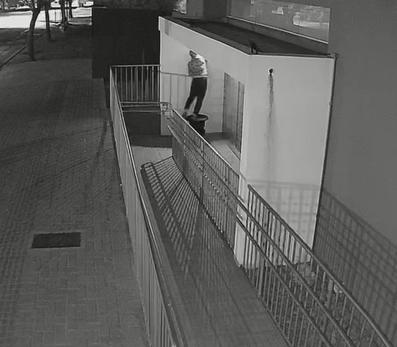 Já está com a Polícia imagens de furto de câmera no Colégio Marechal Rondon