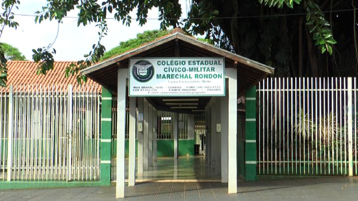 Alunos do Colégio Marechal Rondon com COVID-19 continuam em quarentena